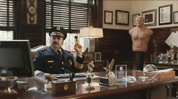 ESPN Fantasy Football TV Spot, 'Police Commissioner: Enforcer' - Thumbnail 1