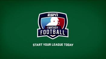 ESPN Fantasy Football TV Spot, 'Police Commissioner: Enforcer' - Thumbnail 10