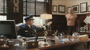 ESPN Fantasy Football TV Spot, 'Police Commissioner: Enforcer' - Thumbnail 4