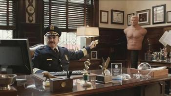 ESPN Fantasy Football TV Spot, 'Police Commissioner: Enforcer'