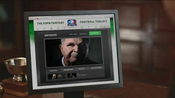 ESPN Fantasy Football TV Spot, 'Police Commissioner: Enforcer' - Thumbnail 8