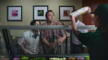 Subway Applewood Pulled Pork TV Spot, 'First' - Thumbnail 5