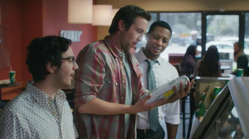 Subway Applewood Pulled Pork TV Spot, 'First' - Thumbnail 6