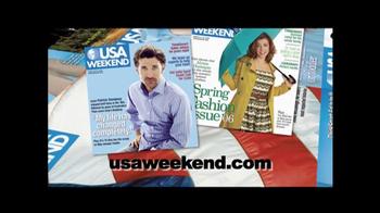 USA Weekend Magazine TV Spot
