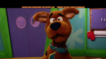 Scooby-Doo Aventures: The Mystery Map DVD TV Spot - Thumbnail 1