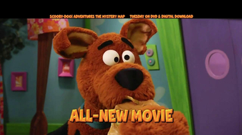 Scooby-Doo Aventures: The Mystery Map DVD TV Spot - Thumbnail 3