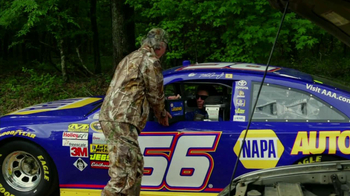NAPA TV Spot, 'Car Trouble' - 41 commercial airings