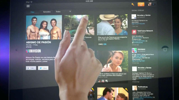 Univision UVideos TV Spot, 'Te Acompañan' [Spanish] - Thumbnail 8