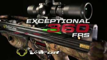 TenPoint Vapor Crossbow TV Spot