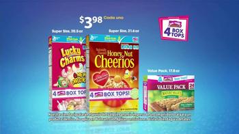 Walmart TV Spot, 'Silvia M.: Box Tops for Education' [Spanish] - Thumbnail 9