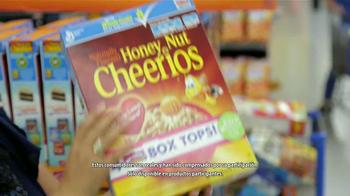 Walmart TV Spot, 'Silvia M.: Box Tops for Education' [Spanish] - Thumbnail 4