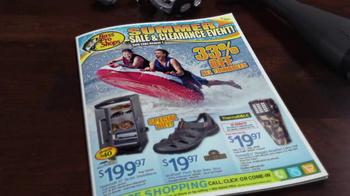 Bass Pro Shops Summer Sale & Clearance Event TV Spot, 'Free Activities' - Thumbnail 4