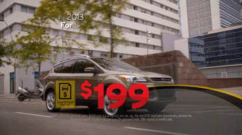 AutoNation Model Year End Sales Event TV Spot, 'Diner' - Thumbnail 6