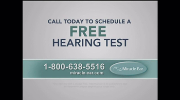 Miracle Ear TV Spot, 'Better Hearing Kit' Featuring Patrick Duffy - Thumbnail 10