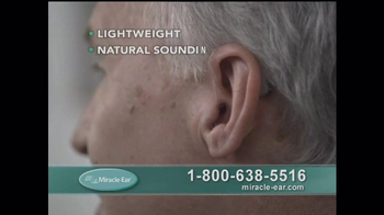 Miracle Ear TV Spot, 'Better Hearing Kit' Featuring Patrick Duffy - Thumbnail 6