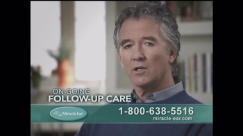 Miracle Ear TV Spot, 'Better Hearing Kit' Featuring Patrick Duffy - Thumbnail 9