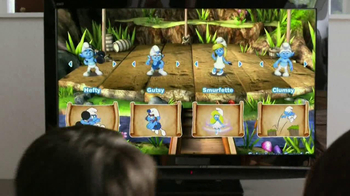 The Smurfs 2: The Video Game TV Spot, 'Rescue' - Thumbnail 2