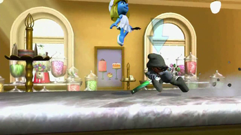 The Smurfs 2: The Video Game TV Spot, 'Rescue' - Thumbnail 4
