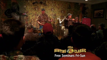 Bass Pro Shops Fall Hunting Classic TV Spot, 'Calling' - Thumbnail 10