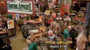 Bass Pro Shops Fall Hunting Classic TV Spot, 'Calling' - Thumbnail 8