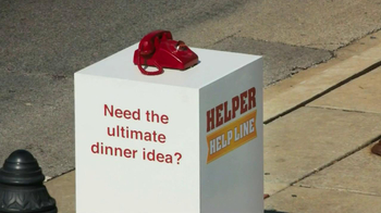 Hamburger Helper TV Spot, 'Ultimate Dinner Idea' - Thumbnail 1