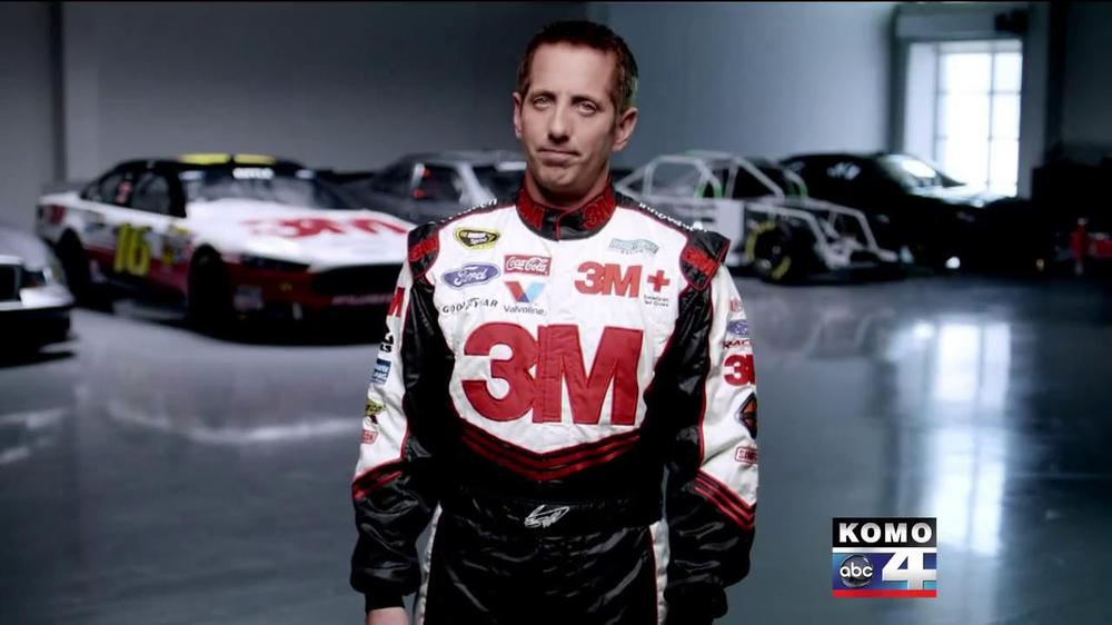 NASCAR Green TV Commercial, 'Eco Friendly'
