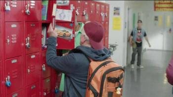 Wendy's Pretzel Bacon Cheeseburger TV Spot, 'Locker Talk' - Thumbnail 2