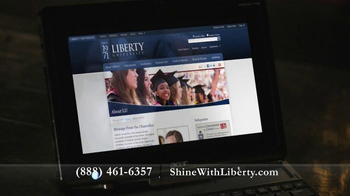 Liberty University Online TV Spot, 'Make a Difference' - Thumbnail 5