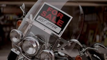 Indian Motorcycle TV Spot, 'For Sale' Song by Willie Nelson