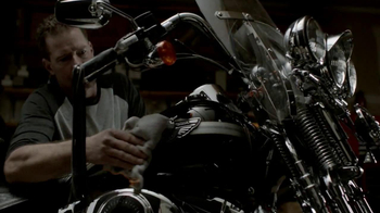 Indian Motorcycle TV Spot, 'For Sale' Song by Willie Nelson - Thumbnail 6