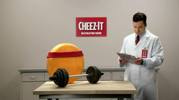 Cheez-It Big TV Spot 'Weights' - Thumbnail 1