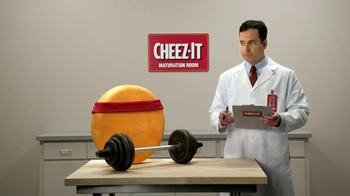 Cheez-It Big TV Spot 'Weights' - Thumbnail 2