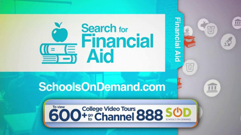 Schools On Demand TV Spot