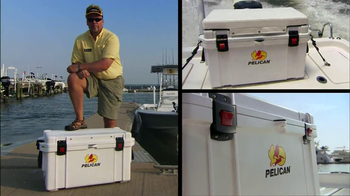 Pelican Pro Gear TV Spot Featuring Mark Davis