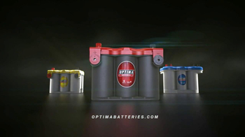 Optima Batteries TV Spot, 'For Every Road' - Thumbnail 8