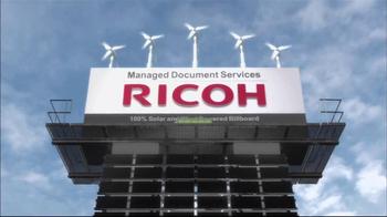 Ricoh TV Spot, 'Major Cities' - Thumbnail 10