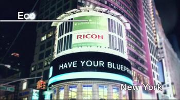 Ricoh TV Spot, 'Major Cities' - Thumbnail 4