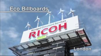 Ricoh TV Spot, 'Major Cities' - Thumbnail 5