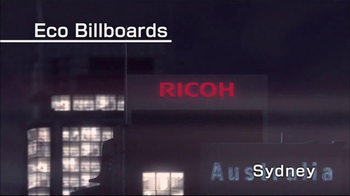 Ricoh TV Spot, 'Major Cities' - Thumbnail 6