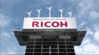 Ricoh TV Spot, 'Major Cities' - Thumbnail 9