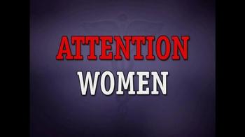 United Law TV Spot, 'Transvaginal Mesh Warning' - Thumbnail 1