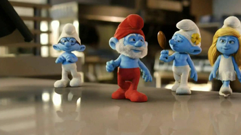 McDonald's Happy Meal TV Spot, 'The Smurfs 2' - 762 commercial airings