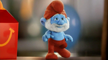 McDonald's Happy Meal TV Spot, 'The Smurfs 2' - Thumbnail 10