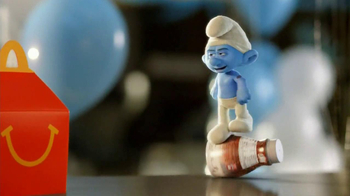 McDonald's Happy Meal TV Spot, 'The Smurfs 2' - Thumbnail 5