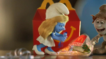 McDonald's Happy Meal TV Spot, 'The Smurfs 2' - Thumbnail 6