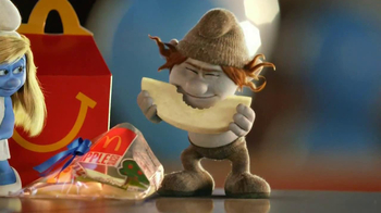 McDonald's Happy Meal TV Spot, 'The Smurfs 2' - Thumbnail 7