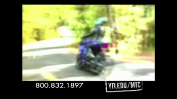 Motorcycle Technology Center TV Spot - Thumbnail 5