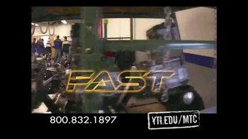 Motorcycle Technology Center TV Spot - Thumbnail 8