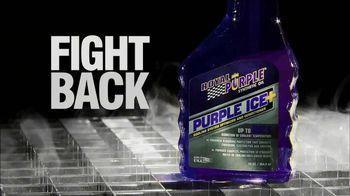 Royal Purple Purple Ice TV Spot, 'Corrosion Inhibitor'