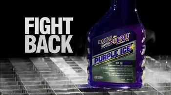 Royal Purple Purple Ice TV Spot, 'Corrosion Inhibitor' - Thumbnail 4